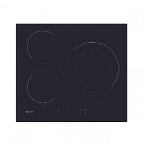 Piano Cottura ad Induzione Candy CID633C 60 cm 7100W (3 Zonas de Cocción) Nero
