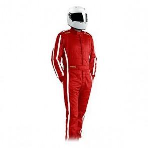 Tuta Racing Momo Momo Pro Racer Rosso (Taglia 48)