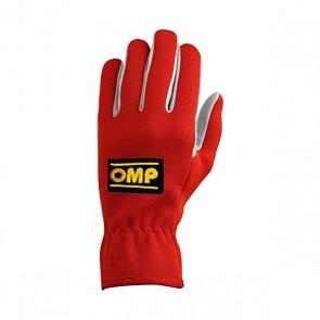Guanti da guida da uomo OMP Rosso