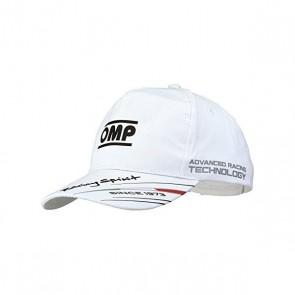 Cappello Sportivo OMP MY2014 Bianco (Taglia unica)