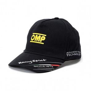 Cappello Sportivo OMP MY2014 Nero (Taglia unica)