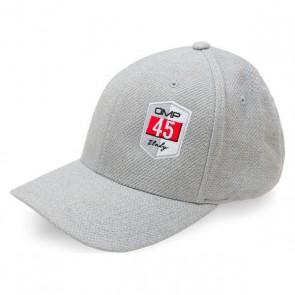 Cappello Sportivo OMP Flexfit 45 Grigio (Taglia S/M)