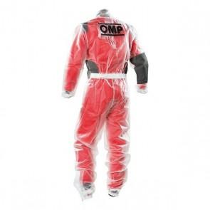 Tuta Racing OMP MY2020 Tranrecambiont Pioggia (Taglia XXL)