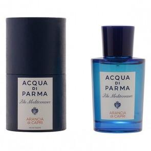 Profumo Uomo Blu Mediterraneo Arancia Di Capri Acqua Di Parma EDT 75 ml