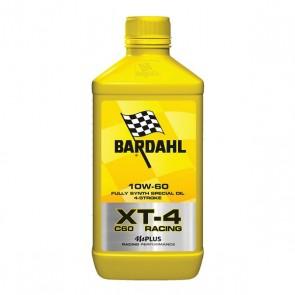 Olio Motore per Motocicli Bardahl XT-4 SAE 10W 60 (1L)