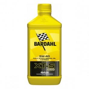 Olio Motore per Motocicli Bardahl XT-S C60 SAE 5W 40 (1L)