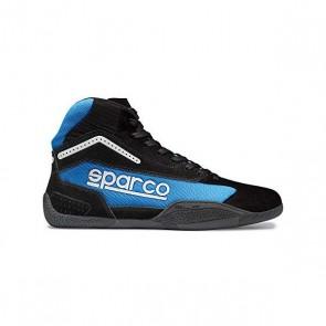 Stivali da corsa Sparco Nero Azzurro (Taglia 48)
