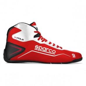 Stivali da corsa Sparco Bianco Rosso