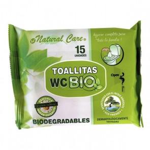 Salviettine Biodegradabili Wc (15 uds)