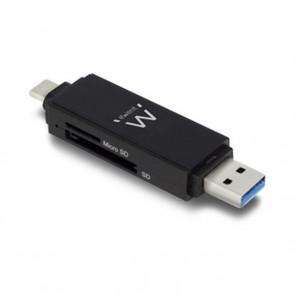 Lettore di Schede Ewent EW1075 USB 3.1 Gen 1