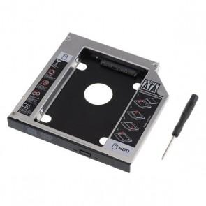 Adattatore HDD/SSD SATA per Unità Ottica (12,7 mm) Ewent EW7005