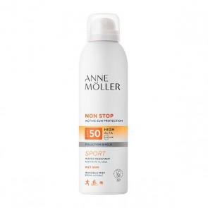 Spuma Solare Protettiva Non Stop Anne Möller Spf 50 (200 ml)