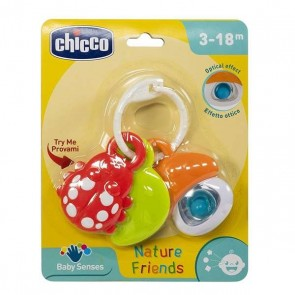 Sonaglio Easy Grasp Chicco (12 x 14 x 15 cm)