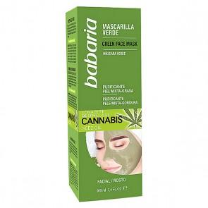 Maschera Purificante Cannabis Babaria (100 ml)