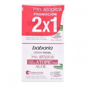 Cofanetto Cosmetica Donna Aloe Vera Babaria (2 pcs)