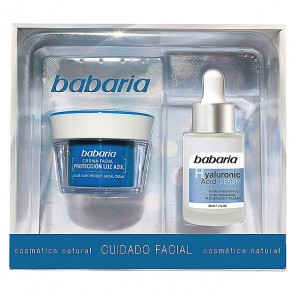 Cofanetto Cosmetica Donna Blue Light Protect Babaria (2 pcs)