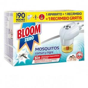 Antizanzare Elettrico zero Bloom
