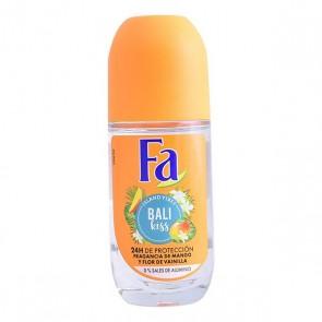 Deodorante Roll-on Bali Kiss Fa (50 ml)