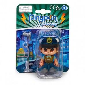 Personaggi d'Azione Pinypon Action Police Famosa