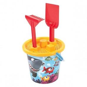 Set di giocattoli per il mare (4 pcs)