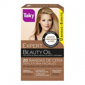 Cera Depilatoria Viso Beauty Oil Taky (20 pcs)
