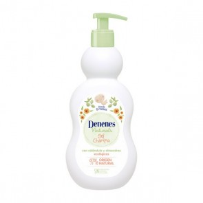 Gel e Shampoo 2 in 1 Natural Denenes (400 ml)