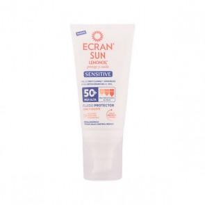 Protezione Solare Viso Sensitive Ecran SPF 50+ (50 ml)