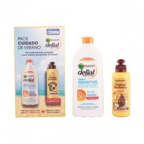Set Protezione Solare Sensitive Delial SPF 50+ (2 pcs)