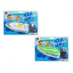 Barca Aqua World