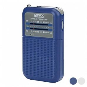 Radio Transistor Daewoo DRP-8 AM/FM
