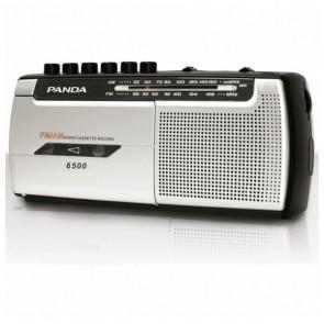 Radio Cassetta Daewoo DRP-107 Argentato