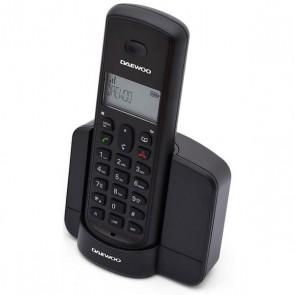 Telefono Senza Fili Daewoo DTD-1350 DECT Nero