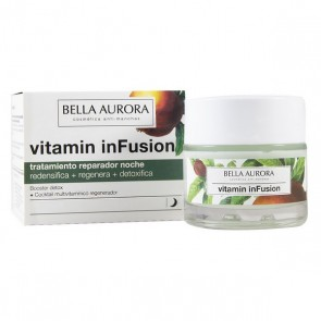 Trattamento Antirughe Vitamin Infusion Bella Aurora (50 ml)