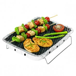 Barbecue Usa e Getta Rayen (30,5 x 23,7 cm)
