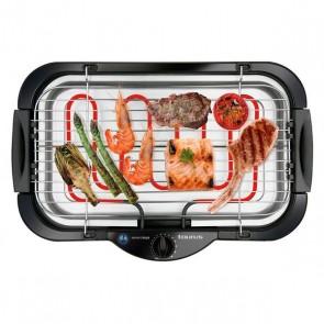 Barbecue Elettrico Taurus Maxims Plus 2000W Nero