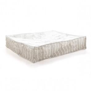 Scarpiera Quid Cotton Tessile (70 x 60 x 15 cm)