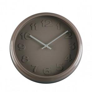 Orologio da Parete Chocolate polipropilene (6 x 32 x 32 cm)
