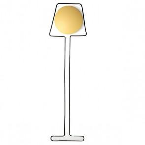 Lampada da Parete (7 x 100 x 35 cm)