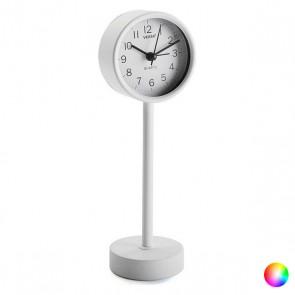 Orologio-Sveglia Metallo (6,6 x 22,5 x 7,6 cm)