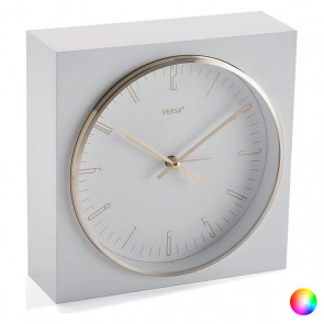 Orologio-Sveglia Plastica (6,5 x 16,5 x 16,5 cm)