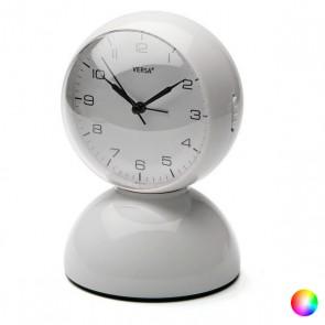 Orologio-Sveglia Plastica (11,8 x 17,5 x 12 cm)
