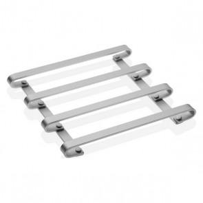 Sottopentola Alluminio (18 x 2 x 18 cm)
