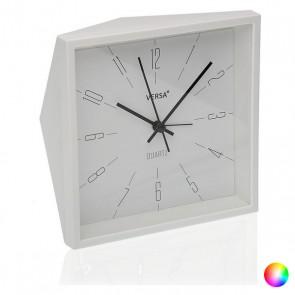 Orologio-Sveglia Plastica (7,3 x 15,3 x 15,3 cm)