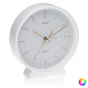 Orologio Sveglia Plastica (4,3 x 17,1 x 16,2 cm)