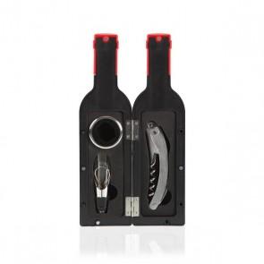Set di Accessori per il Vino Plastica (3 pcs)