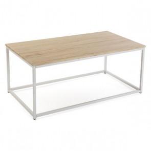Tavolino da Caffè Legno Marrone Chiaro (60 x 46 x 110 cm)