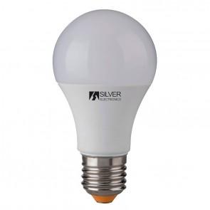 Lampadina LED Sferica Silver Electronics 980927 E27 10W Luce calda