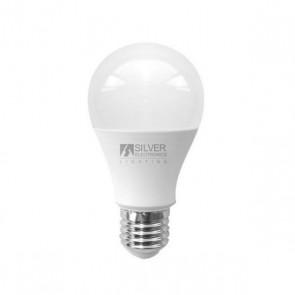 Lampadina LED Sferica Silver Electronics ECO E27 15W Luce calda