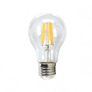 Lampadina LED Sferica Silver Electronics 1980627 E27 6W 3000K A++ (Luce calda)