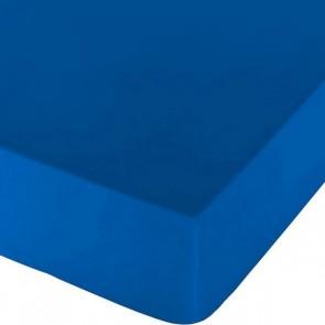 Lenzuolo con angoli aderenti Naturals Azzurro